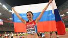 Kuchina, una de las atletas rusas excluidas en R�o