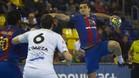 Siga en directo el BADA Huesca-Barça Lassa de la Liga ASOBAL