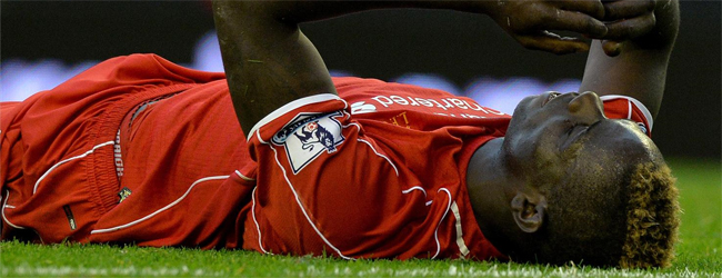 El Liverpool env�a a Balotelli al psic�logo