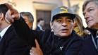 Toque de atención de Maradona a Messi