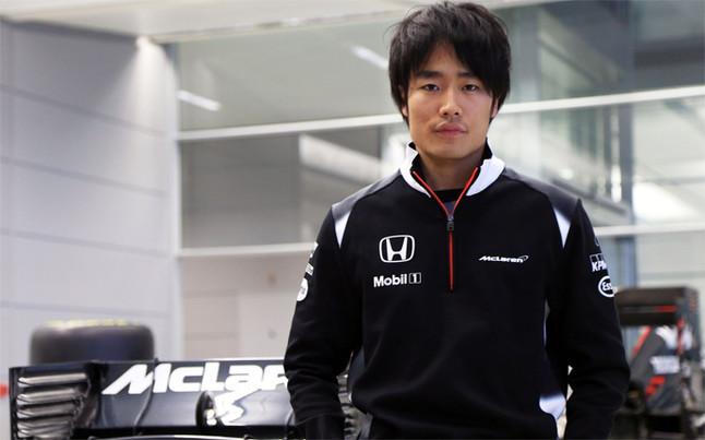 Matsushita, nuevo piloto de desarrollo y pruebas de McLaren