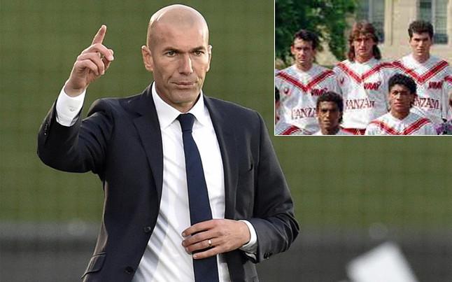 """Zidane coloca a su amigo Plancque como """"espia internacional"""""""