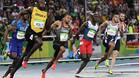 Usain Bolt: As� fue la carrera de los 200 metros lisos en R�o 2016