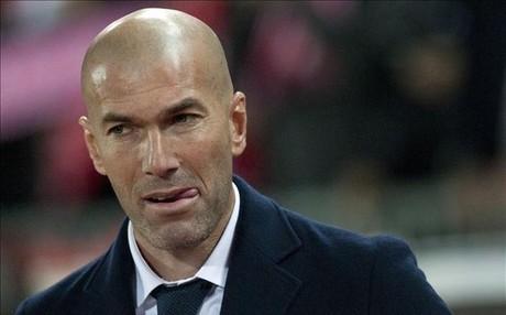 Zidane ha destacado la actitud de su equipo