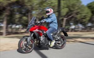 Honda CB 500 X, una aventura apasionante