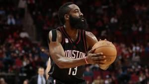 James Harden, Houston Rockets