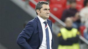 Valverde lamentó la cantidad de ocasiones de gol desperdiciadas