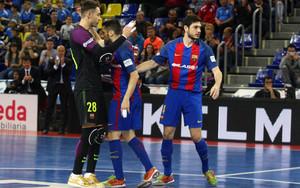 El FC Barcelona Lassa espera volver cuanto antes a la máxima competición continental