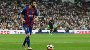 Leo Messi va camino de ganar su cuarta Bota de Oro