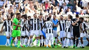 La Juventus ha conseguido el Scudetto las seis últimas temporadas