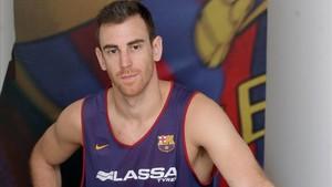 Víctor Claver analizó para SPORT la situación del Barça