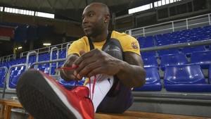 Tyrese Rice espera resolver su situación en el Barça para irse al Maccabi
