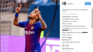 El futuro de Neymar sigue abierto