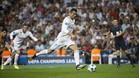 Cristiano marcó el 2-0 al transformar un penalti