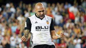 Zaza, elegido como el mejor futbolista de LaLiga durante el mes de septiembre