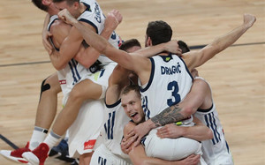 Eslovenia se impuso en la final del Eurobasket a Serbia