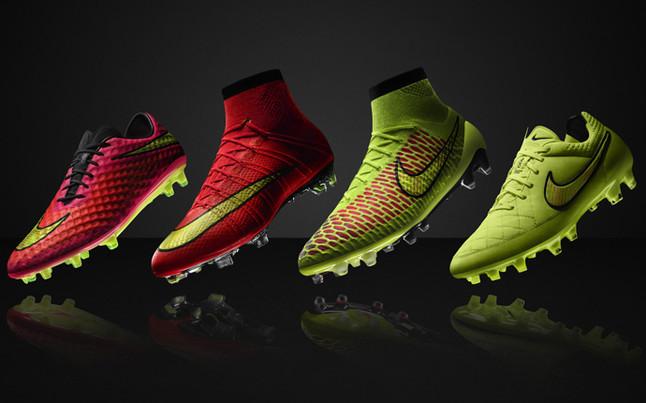 Zapatillas Nike De Futbol 2014