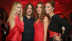 La fIesta People in Red recauda 456.000 euros