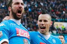 Higua�n aspira a marcarle a la Juventus