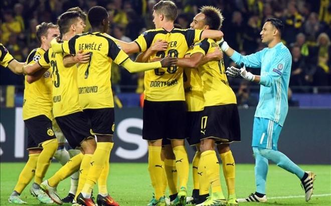 Los alemanes celebraron a lo grande el empate de Schurrle