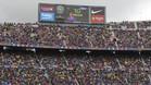 La masa social del FC Barcelona se mantiene