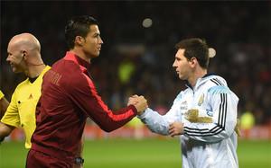 Messi y Cristiano pugnan por ser el mejor del mundo