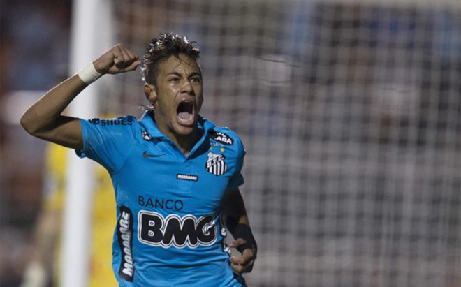 Neymar eligi� al Bar�a y no al Real Madrid