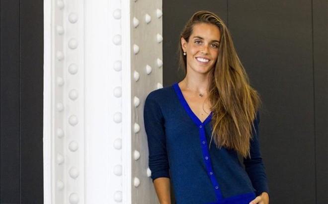 Ona Carbonell es una de las deportistas que ha participado en el libro