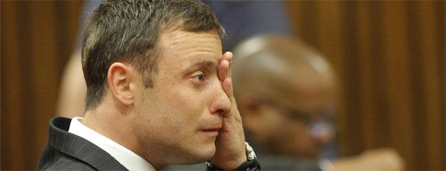 Pistorius, condenado a cinco a�os de prisi�n