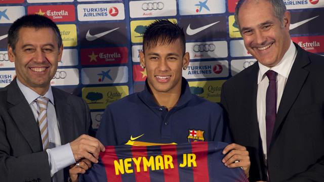 Los 24 momentos de Neymar