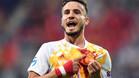 AS: Saúl, la opción del FC Barcelona si falla Verratti