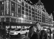 Sergi Roberto y su pareja est�n en Londres