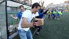El último ascenso del Barça B fue con Luis Enrique en el banquillo