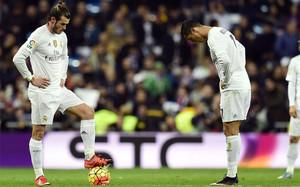 No está siendo el año de Bale y Cristiano Ronaldo