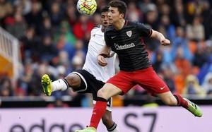 El Athletic pierde a Laporte, pieza clave en los rojiblancos