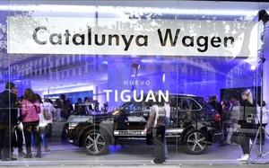 Catalunya Wagen: Una 'Boutique' de VW en el centro de Barcelona