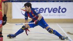 Pablo Álvarez firmó un hat-trick y se destaca al frente del Pichichi