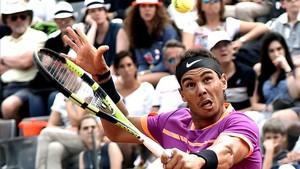 Los aficionados podrán ver todo lo que hace Rafa Nadal en Roland Garros
