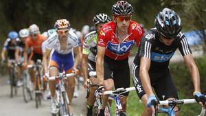 El Angliru regresa al recorrido de la Vuelta
