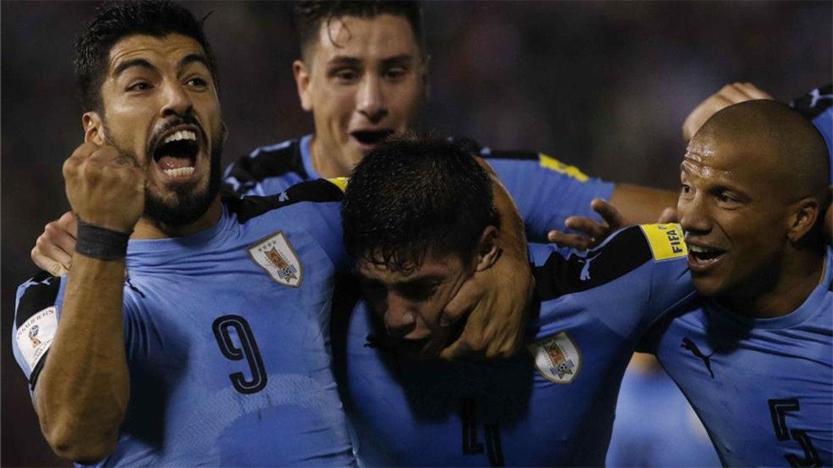 Paraguay - Uruguay (1-1)