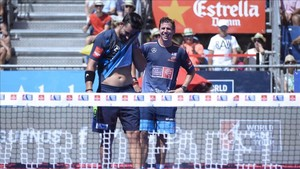 Paquito y Sanyo sufrieron para llevarse la victoria en Andorra
