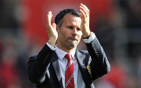 Giggs tiene apoyos para ser el futuro entrenador del Manchester United