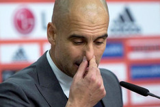 Guardiola est� sufriendo cr�ticas en Alemania