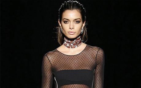 Joana Sanz, protagonista en la 080 Barcelona Fashion Week