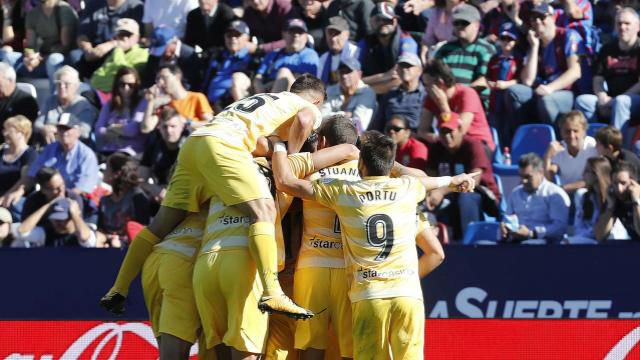 LALIGA | Levante - Girona (2-1)