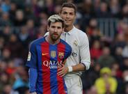 Leo Messi y Cristiano Ronaldo firmaron una breve 'tregua' en pleno Barça - Madrid