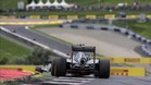 Lewis Hamilton en Austria