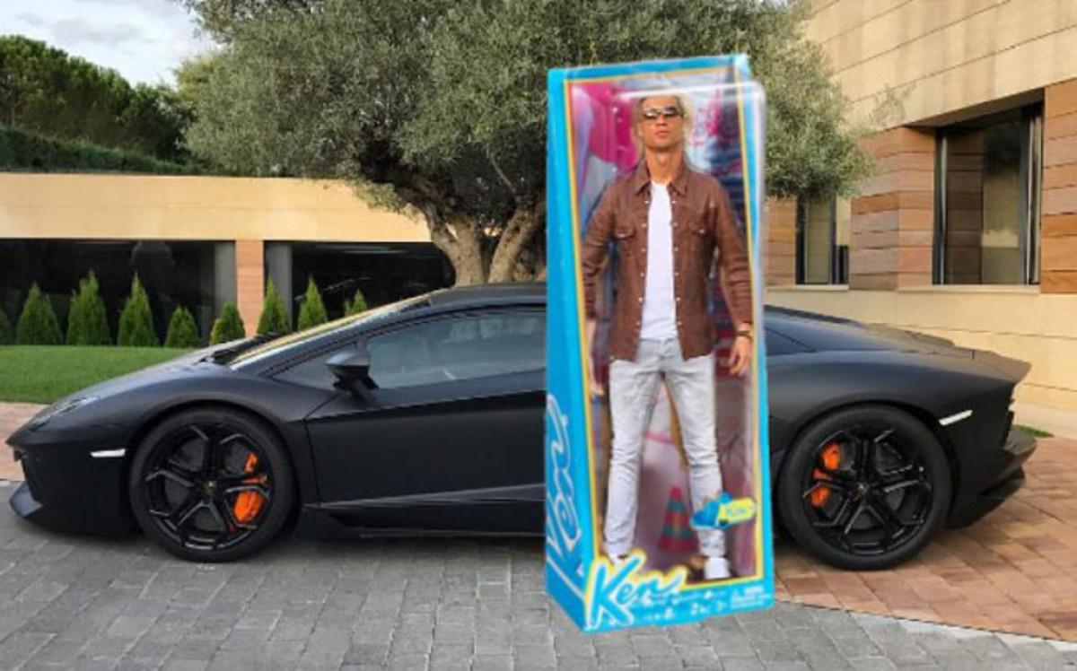 Los memes de Cristiano presumiendo de coche