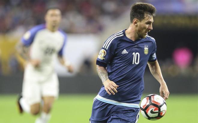 Messi, el faro de Argentina