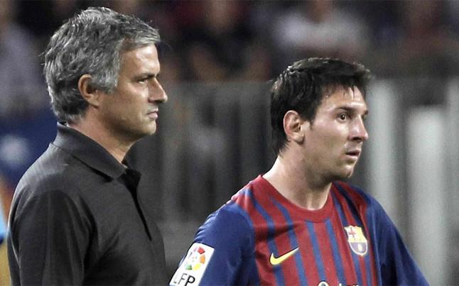 Mourinho intent� llevarse a Messi por 150 millones